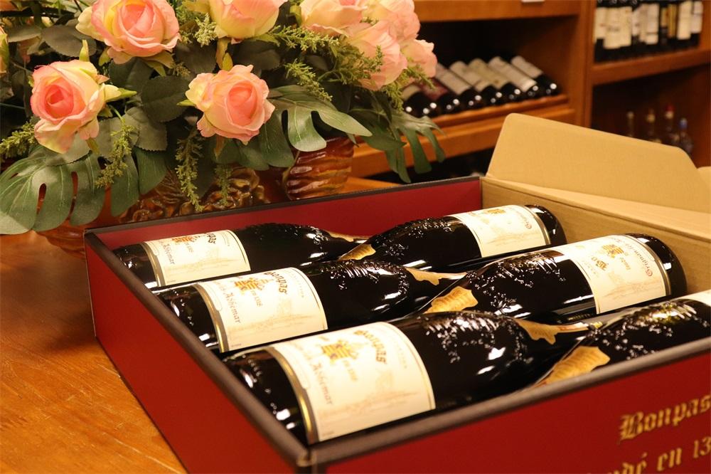 法国红酒批发生意的市场如何