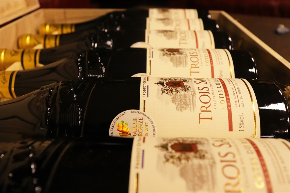 投资进口葡萄酒生意选择哪种货源