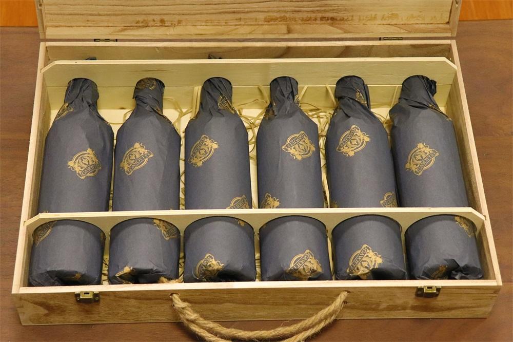 代理哪样的品牌做进口葡萄酒生意适合