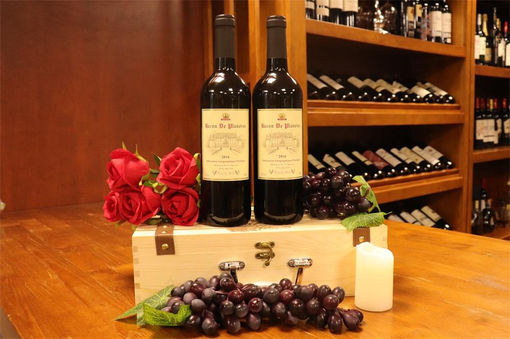 法国红酒代理批发生意的市场好不好