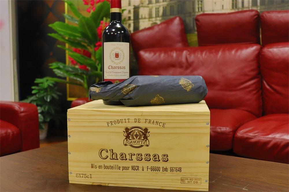加盟法国红酒专卖店要多少资金支持