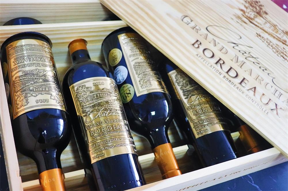 法国红酒代理生意有没有前景呢
