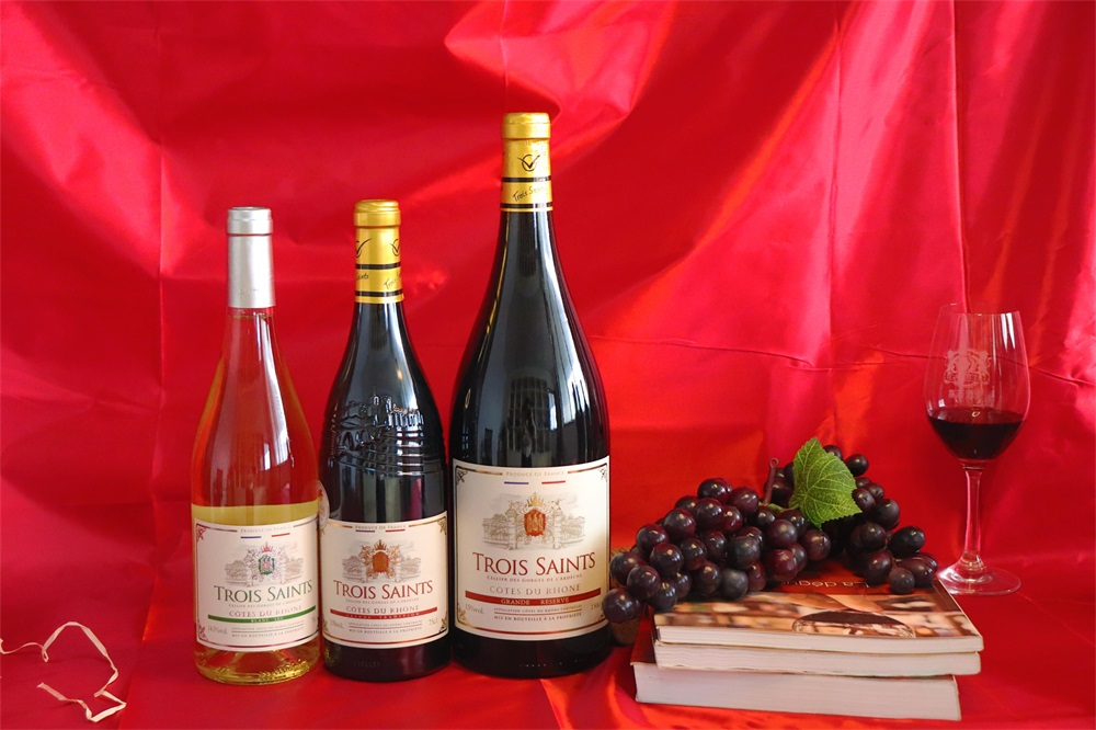 选择哪种品牌做法国葡萄酒生意好