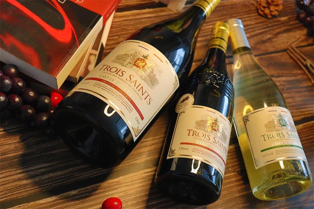 代理什么品牌发展法国红酒生意好