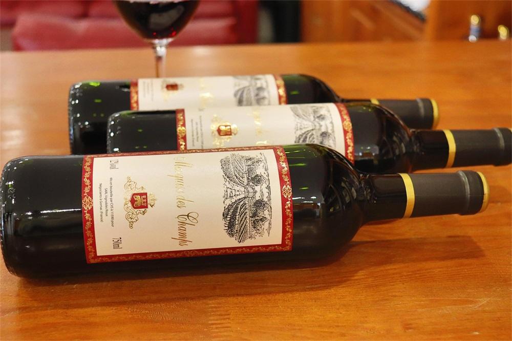 选择什么品牌适合法国红酒生意