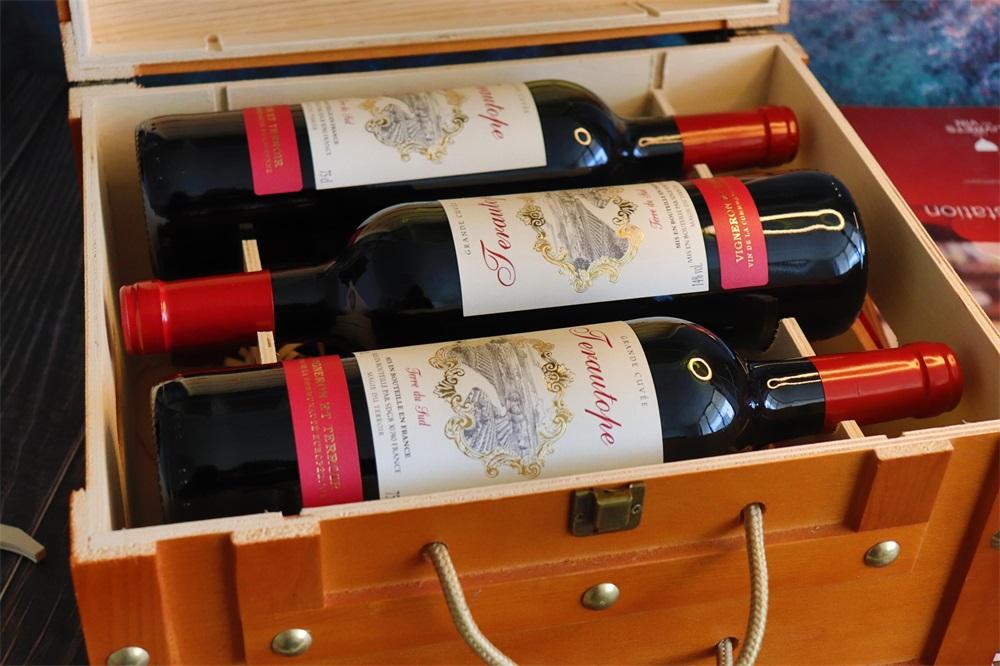 法国红酒代理生意的市场好不好